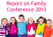 Family Conference 2013