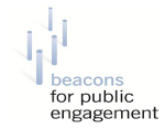 Beacon for Public Engagement Programme Logo